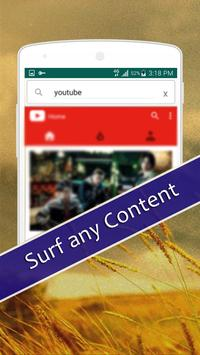 Free Proxy Browser For Android screenshot 6