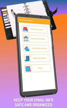 Personal Assistant - Android Data Guardian screenshot 4