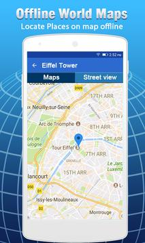 Offline map navigation route world map atlas for android apk offline map navigation route world map atlas screenshot gumiabroncs Gallery