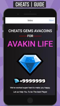 Avacoins for Avakin Life poster