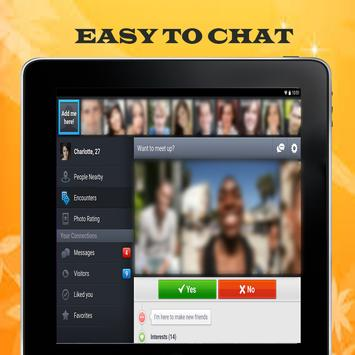 Free Badoo Meet friends Guide apk screenshot