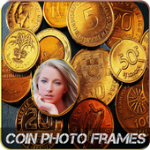 Coin Photo Frames icon