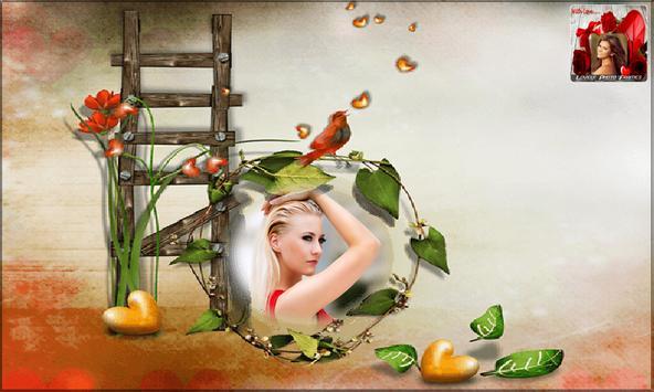 Lovely Photo Frames - romantic love overlay effect apk screenshot