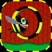 Circle Bee Free icon