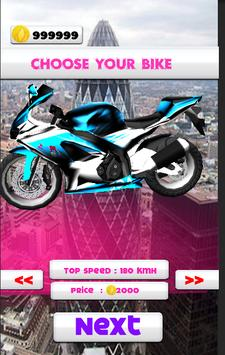 3D Bike Racer screenshot 1