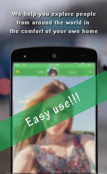 Free Azar Video Chat Call Tips screenshot 1
