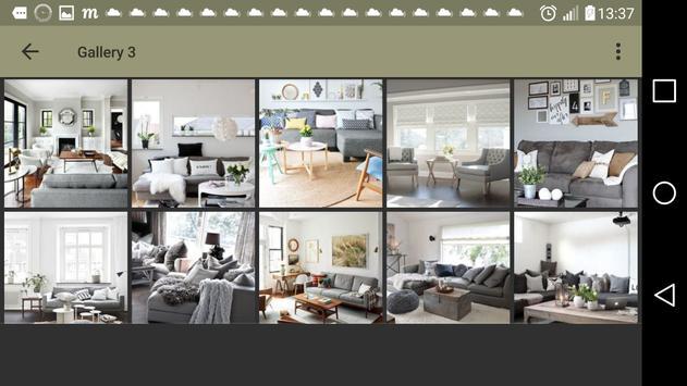 Gray Sofa screenshot 6