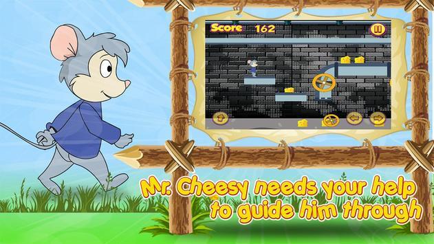 Mouse Runner Saga screenshot 7