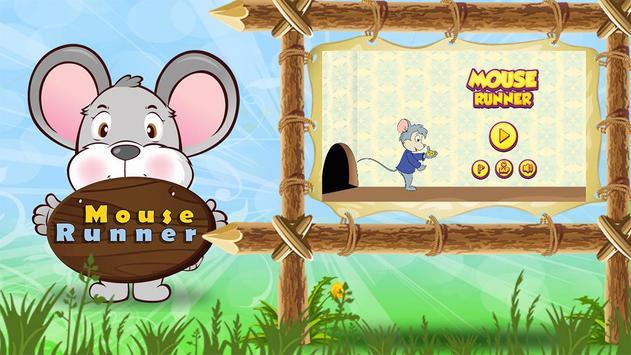 Mouse Runner Saga poster