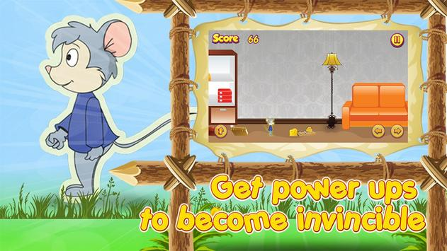 Mouse Runner Saga screenshot 13