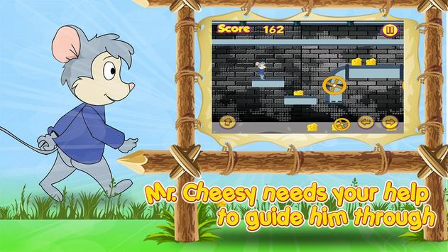Mouse Runner Saga screenshot 12