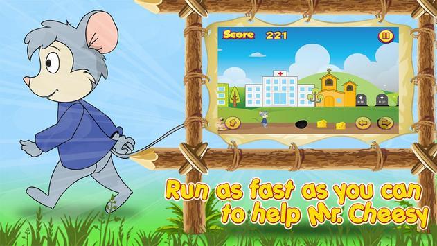 Mouse Runner Saga screenshot 1