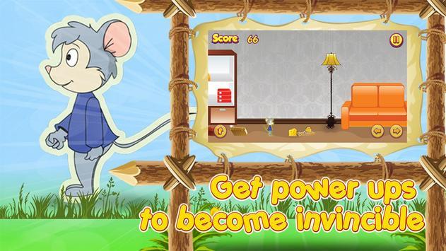 Mouse Runner Saga screenshot 3
