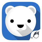 Polar Bear: Snow Run icon
