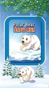 Polar Bear: Snow Run poster
