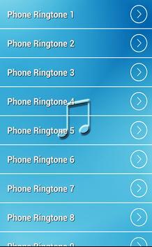 Phone Ringtones 2016 apk screenshot