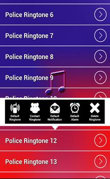 Police Ringtones 2016 screenshot 11
