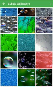 Bubble Wallpapers screenshot 3