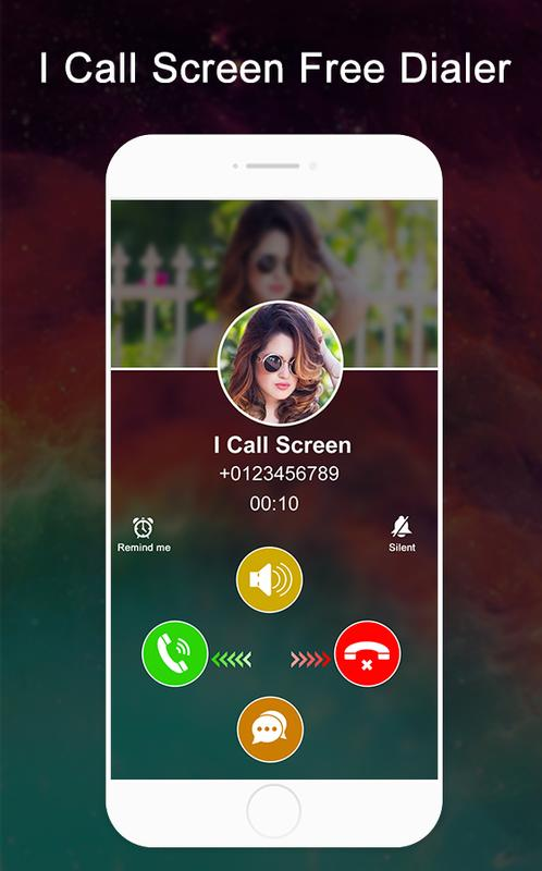 I call screen free + dialer apk download free tools app for.