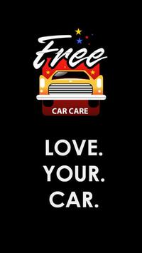 Get Free Car Care poster