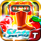 Boot Gems Cowboy Shooter Slots icon