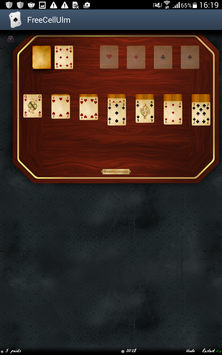Free Solitaire poster