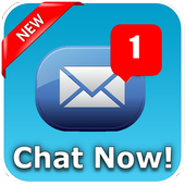 Chat App Meet New People - video call icon