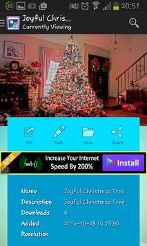 Christmas Wallpapers screenshot 4
