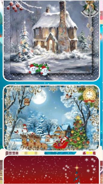 Free Christmas Screensavers for Android - APK Download