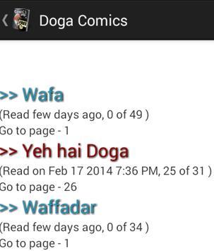 Read Free Comics - Hindi & Eng apk screenshot