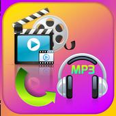Video HD To MP3 Converter icon