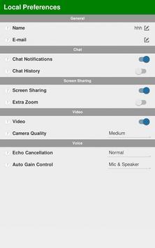 Free Conference Call apk screenshot