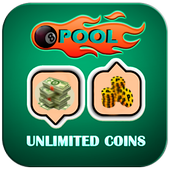 ✔ Unlimited 8 Pool Coins&Cash Advice for Ball Pool icon