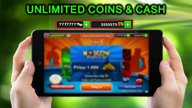 ✔ Unlimited 8 Pool Coins&Cash Advice for Ball Pool screenshot 2