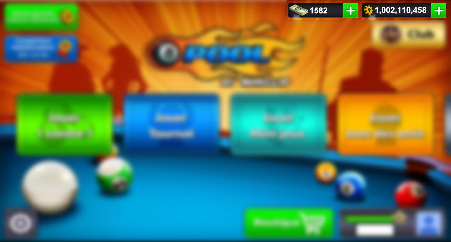 8 ball pool unlimited coins apk download 2018