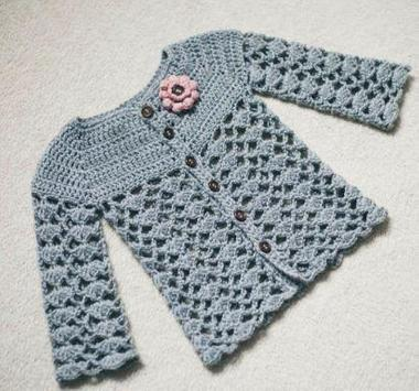 free crochet sweater ideas screenshot 4