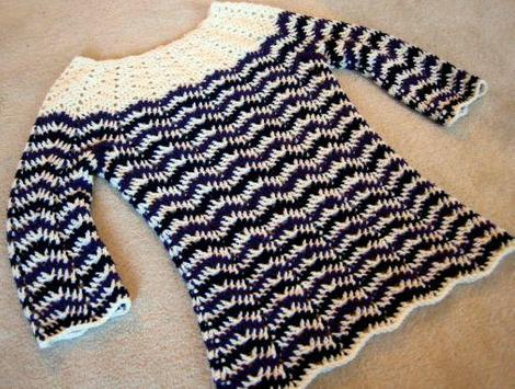 free crochet sweater ideas screenshot 5