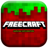 Free Craft Adventure Survival Exploration icon