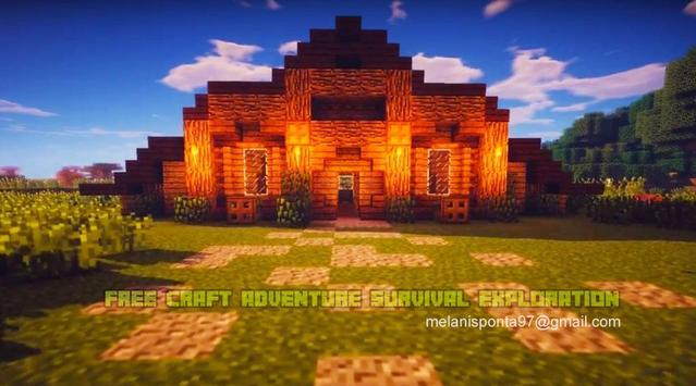 Free Craft Adventure Survival Exploration screenshot 1