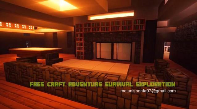 Free Craft Adventure Survival Exploration screenshot 9