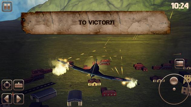 World War of Warplanes 2: WW2 Plane Dogfight Game screenshot 2