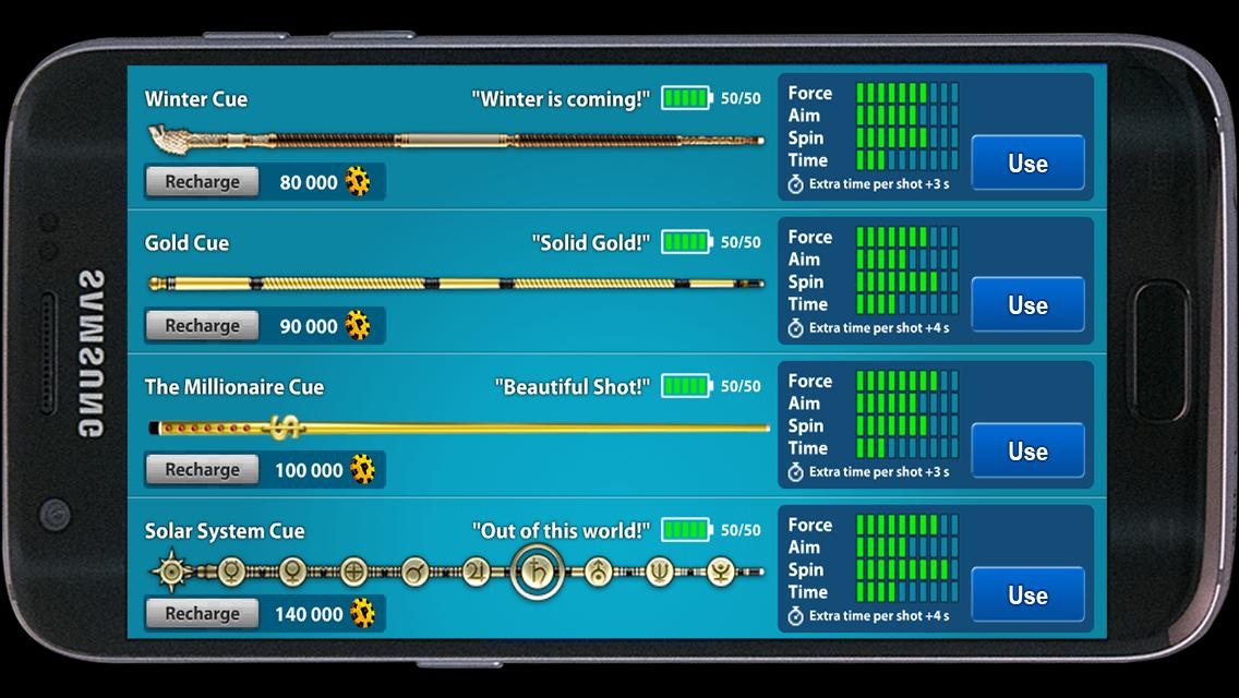 Free Cues 8Ball Pool for Android - APK Download