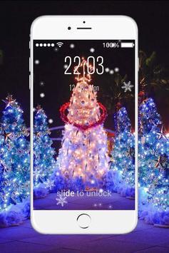 Christmas Live Lock Screen poster