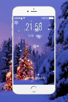 Christmas Live Lock Screen screenshot 4