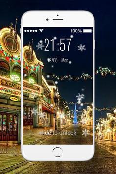 Christmas Live Lock Screen screenshot 5