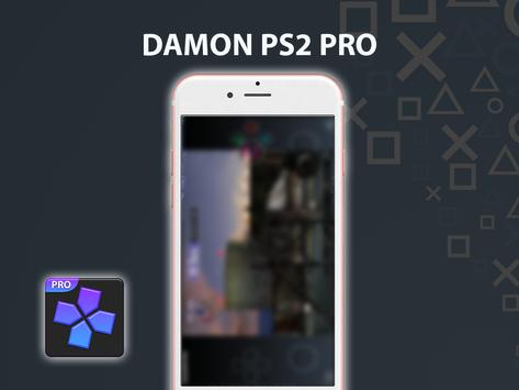Free Damon PS2 Pro Emulator : PRO para Android - APK Baixar