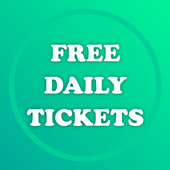 Free Daily Tickets icon