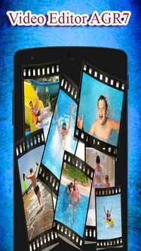 Photo Video Editor AGR7 screenshot 4