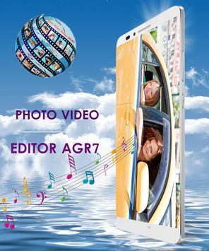 Photo Video Editor AGR7 screenshot 2