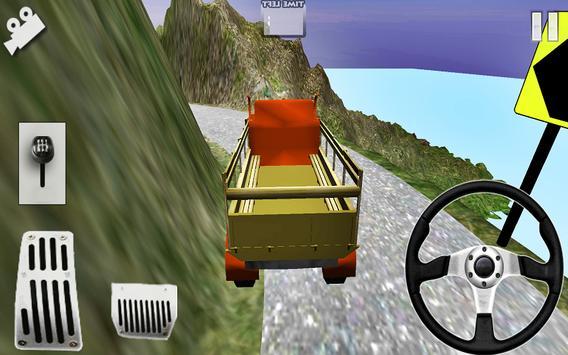 Cargo Deliver Speed Simulator screenshot 5
